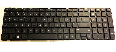 Keyboard for HP Pavilion G6-2125TX Laptop Notebook BLACK