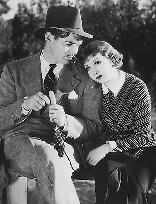 "Clark Gable Claudette Colbert It Happened One Night 8x10"" Photo #E30"