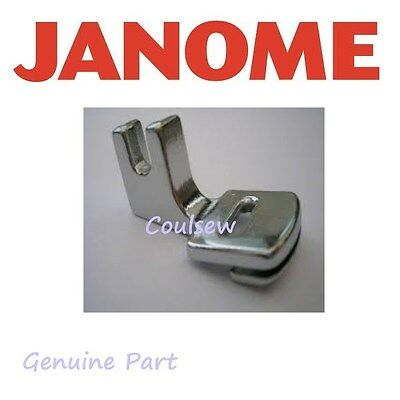 JANOME GENUINE sewing machines GATHERING FOOT (Cat A) 200124007