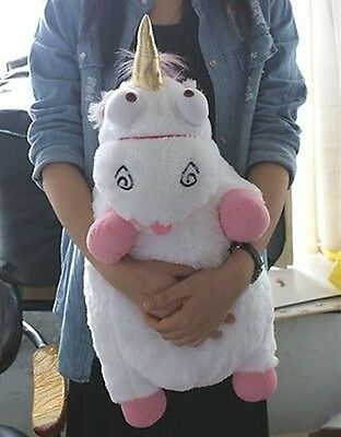 26 inch from Despicable Me It's So Fluffy Unicorn Soft Plush Doll Toy Pillow