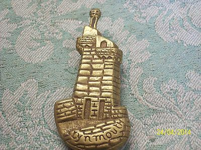 "Early  Brass "" Lynmouth "" Door Knocker  Y60"