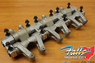1993-2011 Chrysler Dodge 3.5L 4.0L Engine Rocker Arm Assembly Shaft Lifter OEM