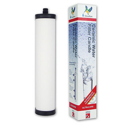 Compatible Water Filter for Franke 02 FRX02 & FR9455 - Doulton Ultracarb M15