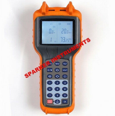 Digital RY-S110 Signal Level Meter CATV Cable TV DB Tester 46-870MHz