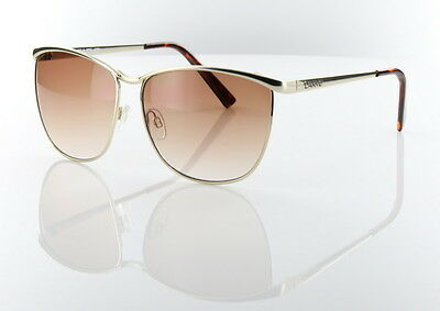 Carve The Amanda Gold Sunglasses Womens