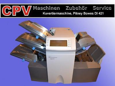 Kuvertiermaschine Pitney Bowes DI 421/ 400 (bis 3.500 Takte/h)