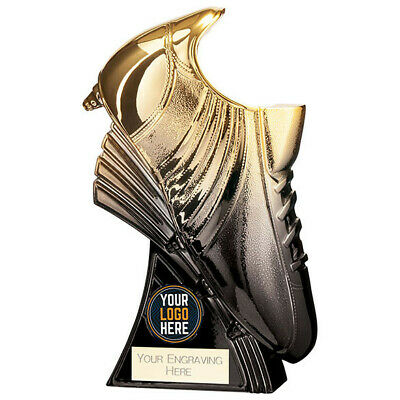 Pinnacle Rugby League Union Trophy Female Player Ball Award Trophies A1328