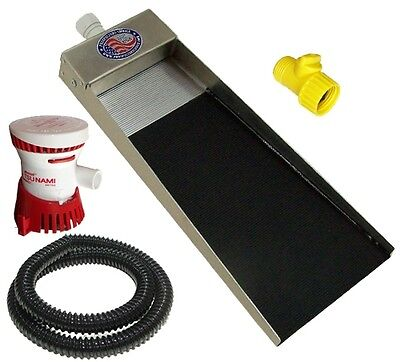 Miller Table,Clean Up Sluice,Concentrates,Panning,12 Volt Recovery System, 19A3