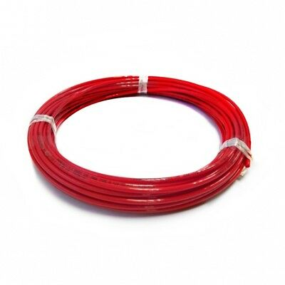 "John Guest 1/4"" LLDPE Red Water Filter Tubing / Pipe / Hose - Price Per Metre"