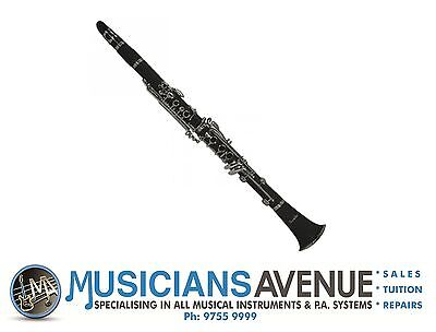 FONTAINE Bb CLARINET Includes Hardcase