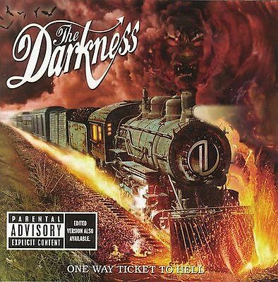 Rock CD - Darkness - One Way Ticket to Hell..And Back Ac/Dc Bon Jovi Poison
