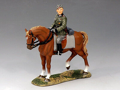 King (and) & Country FOB055 - German Mounted Adjutant