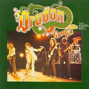DRAGON - Greatest Hits Vol.1 CD *NEW* Best