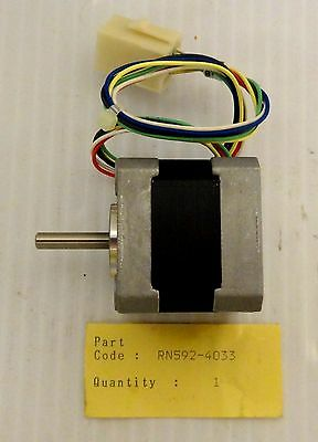 Nikon Wafer Loader NWL-641 Pulse Motor with Cable (RN592-4033)