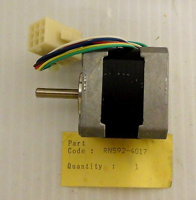 Nikon Wafer Loader NWL-641 Pulse Motor with Cable (RN592-4017)