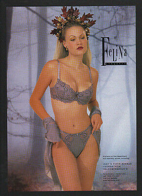 6cf6536be4f 1998 FELINA LINGERIE - Sexy Woman - Bra   Panties - Saks 5th Ave ...