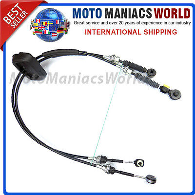 RENAULT TRAFIC OPEL VIVARO 2001- Gear Linkage Control Cable OE QUALITY