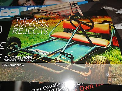 The All-American Rejects        Promo Poster   2003