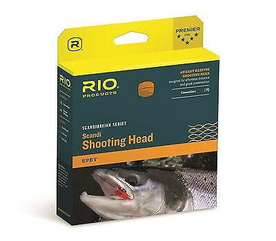 RIO AFS Shooting Heads - Salmon Fly Line - Free 1st Class Postage