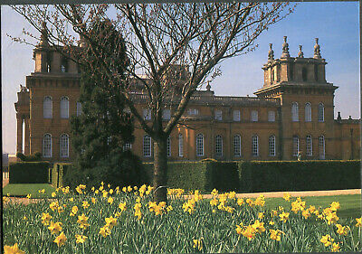 View Of Blenheim Palace.