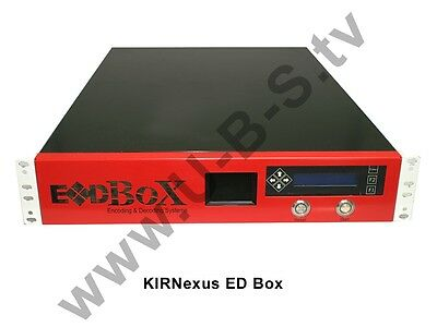 KIRNexus ED Box - Encoding & Decoding Systems