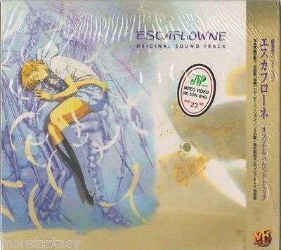CD Escaflowne Original Soundtrack (T0092)