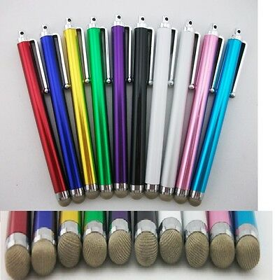 10 x MICRO-FIBER STYLUS PEN FOR SAMSUNG GALAXY//KINDLE TABLET/ IPAD/IPHONE