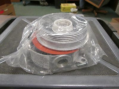 Kason  Vapor Proof Light Fixture  11803/11804  New Surplus