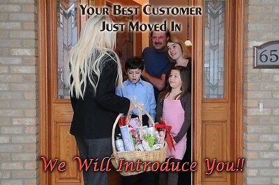 Start Your Own New Home Owner Welcome Service