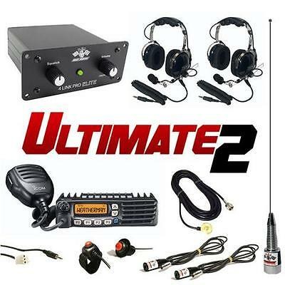 PCI Ultimate 2 Intercom and Radio Communications Package