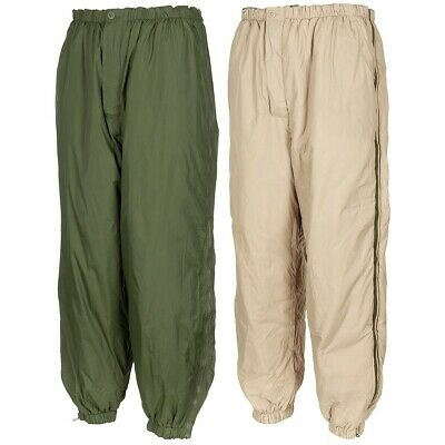 """NEW - Army Thermal Reversible Cold Weather Trousers - Size SMALL - 34"""" Waist"""