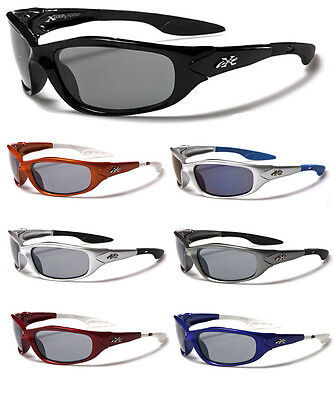 Kids XLOOP Sport Wrap Sunglasses Full UV 400 Children Boys Girls Ages 3 - 10 Yrs
