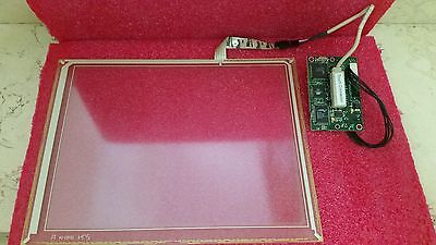 """wincor nixdorf ba72a-lc touch TFT panel 12"""" +CONTROLLER MICROTOUCH 10703 KW0703"""