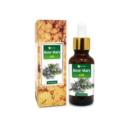Rose Mary Oil 100% Natural Pure Undiluted Uncut Essential Oils 5Ml To 1000Ml