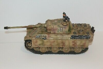King and (&) Country WS023 - Tank with man  - Retired