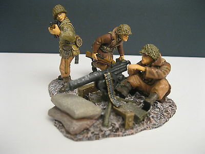 King and (&) Country YA02 - Three defenders Battle of the Bulge - Retired