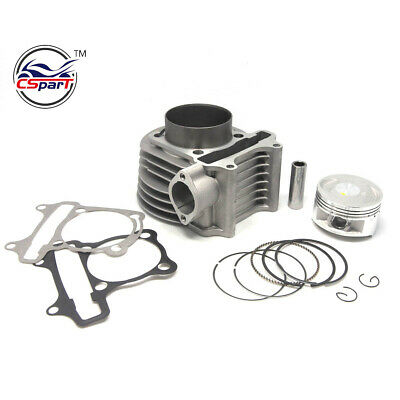 Big Bore Performance Cylinder Kit 61MM 180cc GY6 152QMI 157QMJ Znen Roketa ATV
