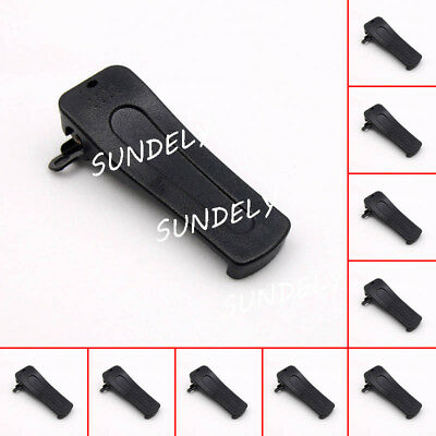 5X Original Battery Belt clip for Baofeng radio H777 BF-666S BF-777S BF-888S NEW