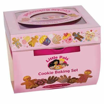 Little Pals Cookie Baking Set age 3+ Childrens Kids cooking set Blue or Pink