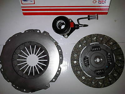 VAUXHALL ASTRA G 1.7 CDTi DIESEL 2001-05 CLUTCH KIT & CSC SLAVE CYLINDER