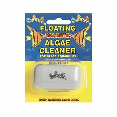 MAGNETIC GLASS CLEANER  Mag Float Floating Fish Aquarium Algae Clean Magnet