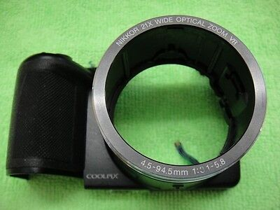 Genuine Nikon L120 Front Case Cover Repair Parts