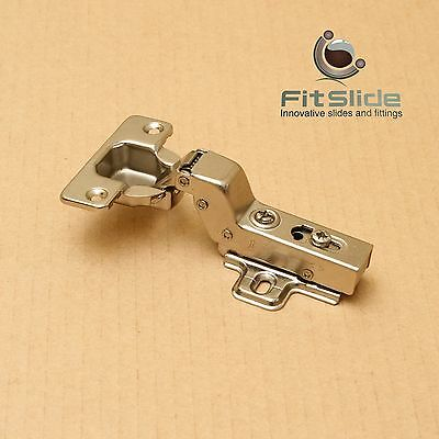 Fitslide E3 CLIP-ON 110 Degree Soft Close Full/Half overlay/inset Hinges