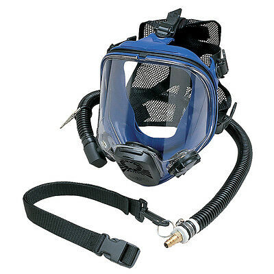 Allegro 9901 LP Full Mask Supplied Air Respirator