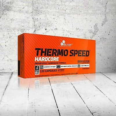 OLIMP Thermo Speed Hardcore  Mega Caps Fat Burner Weight Loss Diet Pills