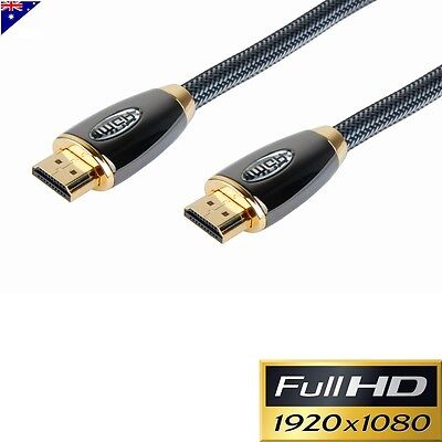 2M 4K Ultra HD Premium HDMI Cable V2.0 3D High Speed Ethernet Gold Plated