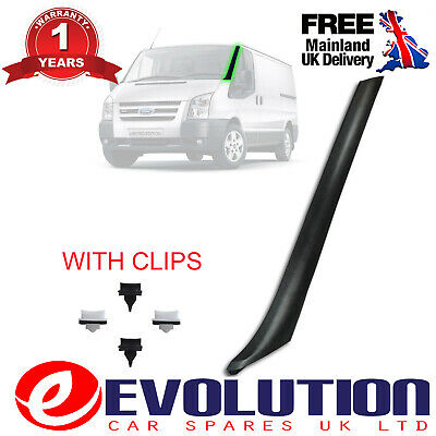 Windshield Windscreen Left Moulding Trim Fits Ford Transit Mk7 2006 Onward