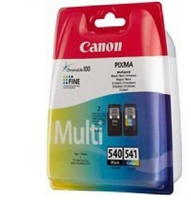 Canon PG540 CL541 Black & Colour Ink Cartridges For PIXMA MG3250 MG4250 Printers
