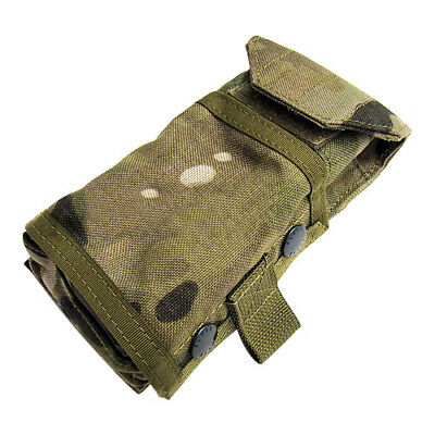 Flyye Tactical Patrol Gps Navigation Pouch Airsoft Hiking Molle System Multicam