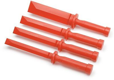 4 Pc Non Marring Marking Plastic Hand Chisel Scraper Auto Body Glass Tool Set